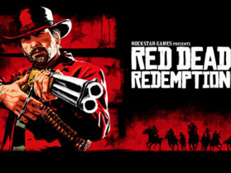 jeu red dead redemption 2