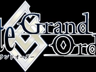 logo jeu fate grand order