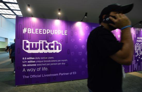 Twitch site de streaming pour jeux video