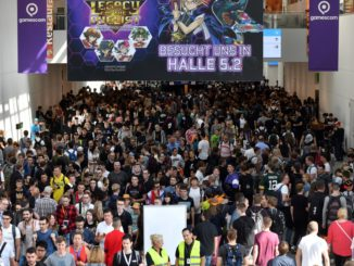 Gamescom, le salon international du jeu video en version digitale