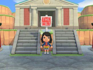 """Le Metropolitan Museum of Art a reproduit des chefs-d'oeuvre emblématiques de sa collection dans le jeu vidéo de Nintendo """"Animal Crossing: New Horizons""""."""