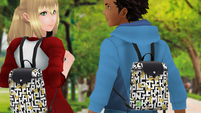 Pokemon Go, le jeu video inspire Longchamp pour la Fashion Week