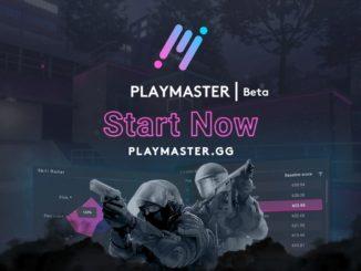 Playmaster, le logiciel lance par Logitech pour le jeu Counter Strike