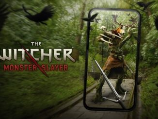 Jeu The Witcher Monster Slayer en realite augmentee signe CD Projekt