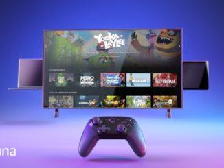 Amazon, service de gaming Luna pour les jeux video
