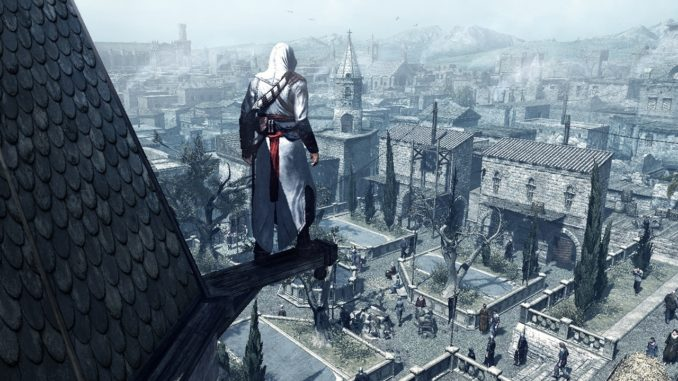 Assassin s Creed, le jeu video d Ubisoft devient une serie
