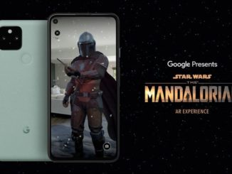 The Mandalorian, jeu en realite augmentee de Google et Lucasfilm