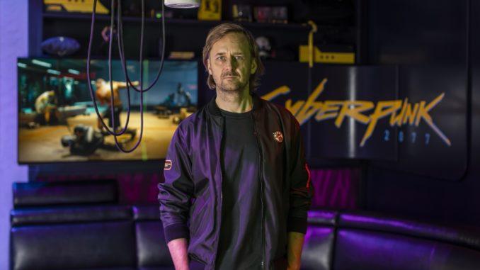 Cyberpunk 2077, le jeu video d action RPG de CD Projekt RED