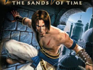 Prince of Persia The Sands of Time, report du jeu de Ubisoft