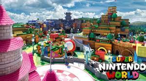 Parc d attractions Universal Studios au Japon et sa zone Nintendo
