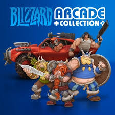 Blizzard Arcade Collection, jeux The Lost Vikings et Blackthorne sur console