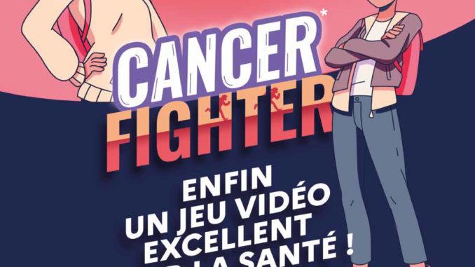Cancer Fighter, jeu video pour la sensibilisation via une arme ludique