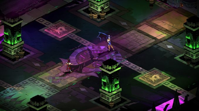 Hades, le jeu d action RPG de Supergiant triomphe aux Bafta Awards