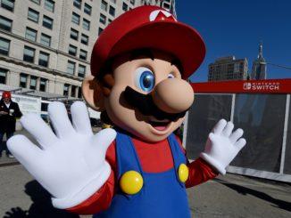 Cartouche de jeu Super Mario pour console Nintendo 64 aux encheres