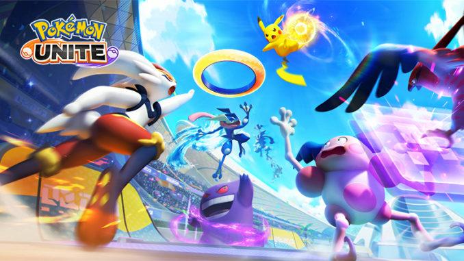 Pokemon Unite, le jeu d action et de strategie attire les joueurs