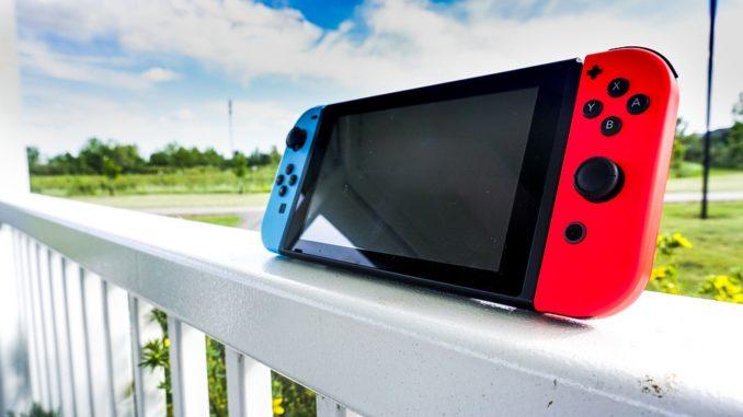 Switch Oled, la console hybride de Nintendo revisitee