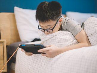 Jeux video et addiction des mineurs, la Chine impose une reglementation