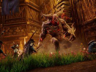 Jeu video New World d Amazon, l un des jeux populaires chez les joueurs